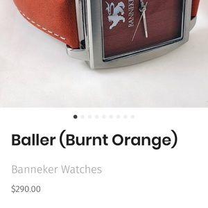 d5154a9dc Jewelry | Banneker Watch | Poshmark